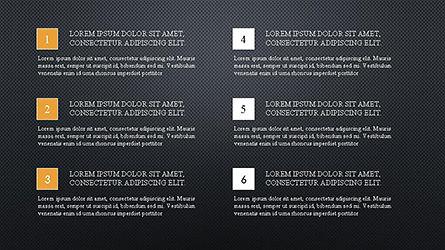 Brochure Presentation Template, Slide 12, 04302, Presentation Templates — PoweredTemplate.com