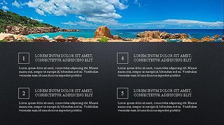 Brochure Presentation Template, Slide 13, 04302, Presentation Templates — PoweredTemplate.com