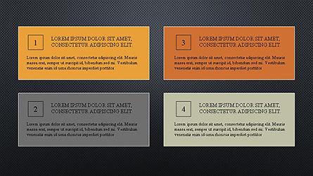 Brochure Presentation Template, Slide 15, 04302, Presentation Templates — PoweredTemplate.com