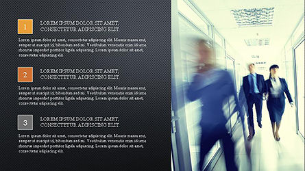 Brochure Presentation Template, Slide 16, 04302, Presentation Templates — PoweredTemplate.com