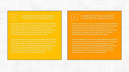 Brochure Presentation Template, Slide 3, 04302, Presentation Templates — PoweredTemplate.com