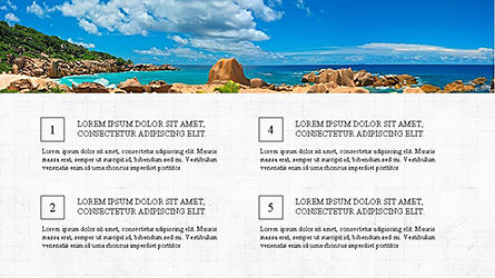Brochure Presentation Template, Slide 5, 04302, Presentation Templates — PoweredTemplate.com