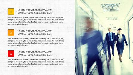 Brochure Presentation Template, Slide 8, 04302, Presentation Templates — PoweredTemplate.com