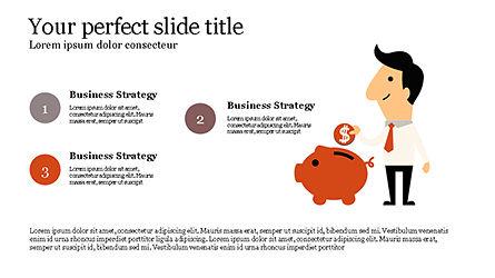 Funny Illustrative Presentation Template with Character, Slide 3, 04303, Presentation Templates — PoweredTemplate.com