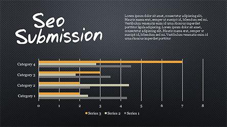 SEO Process Presentation Template, Slide 14, 04304, Presentation Templates — PoweredTemplate.com