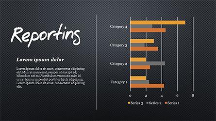 SEO Process Presentation Template, Slide 15, 04304, Presentation Templates — PoweredTemplate.com