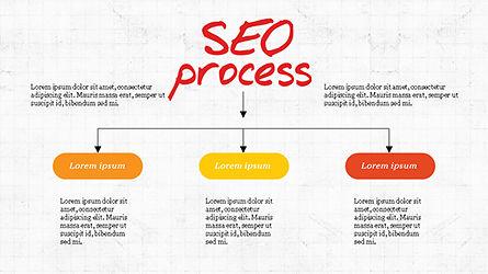 SEO Process Presentation Template, Slide 8, 04304, Presentation Templates — PoweredTemplate.com