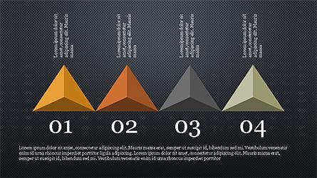 Infographic Shapes, Slide 10, 04306, Infographics — PoweredTemplate.com