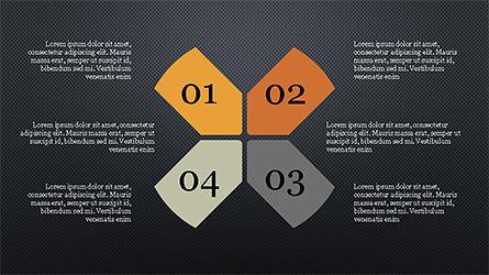 Infographic Shapes, Slide 16, 04306, Infographics — PoweredTemplate.com