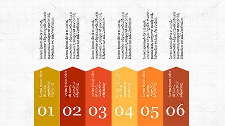 Infographic Shapes, Slide 7, 04306, Infographics — PoweredTemplate.com