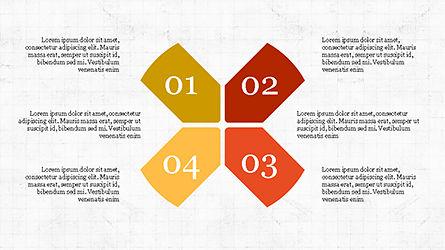 Infographic Shapes, Slide 8, 04306, Infographics — PoweredTemplate.com