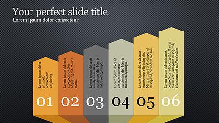 Infographic Shapes, Slide 9, 04306, Infographics — PoweredTemplate.com