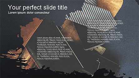 Brochure Style Presentation Template, Slide 12, 04308, Presentation Templates — PoweredTemplate.com