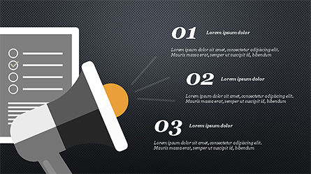 Marketing and Promotion Presentation Template, Slide 11, 04309, Presentation Templates — PoweredTemplate.com