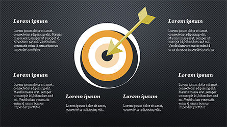 Marketing and Promotion Presentation Template, Slide 14, 04309, Presentation Templates — PoweredTemplate.com