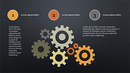 Marketing and Promotion Presentation Template, Slide 15, 04309, Presentation Templates — PoweredTemplate.com