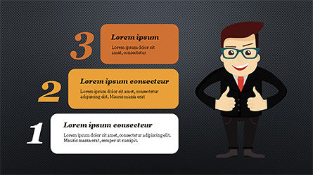 Marketing and Promotion Presentation Template, Slide 9, 04309, Presentation Templates — PoweredTemplate.com