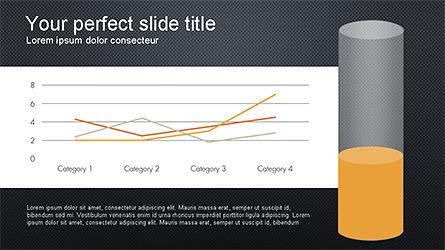 Infographics Report Template, Slide 11, 04312, Infographics — PoweredTemplate.com