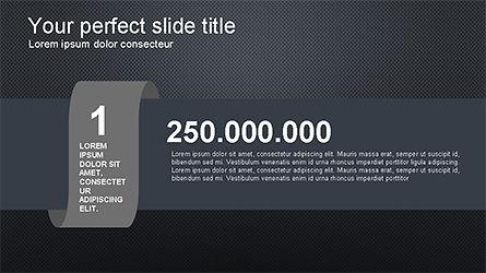 Infographics Report Template, Slide 12, 04312, Infographics — PoweredTemplate.com