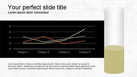 Infographics Report Template, Slide 3, 04312, Infographics — PoweredTemplate.com
