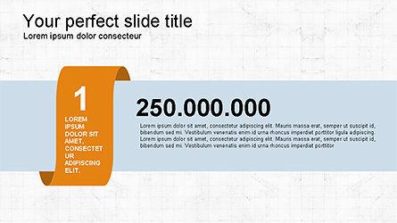 Infographics Report Template, Slide 4, 04312, Infographics — PoweredTemplate.com