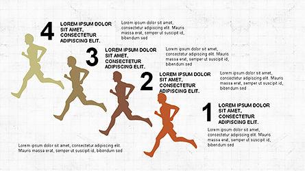 Infographics Report Template, Slide 5, 04312, Infographics — PoweredTemplate.com