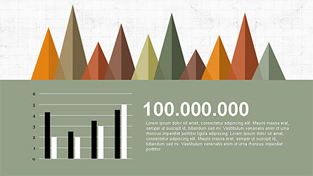 Infographics Report Template, Slide 6, 04312, Infographics — PoweredTemplate.com