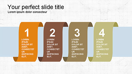 Infographics Report Template, Slide 8, 04312, Infographics — PoweredTemplate.com