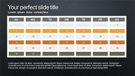 Sequential Process Slide Deck, Slide 10, 04317, Process Diagrams — PoweredTemplate.com