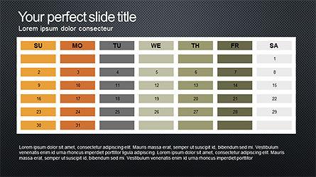 Sequential Process Slide Deck, Slide 14, 04317, Process Diagrams — PoweredTemplate.com