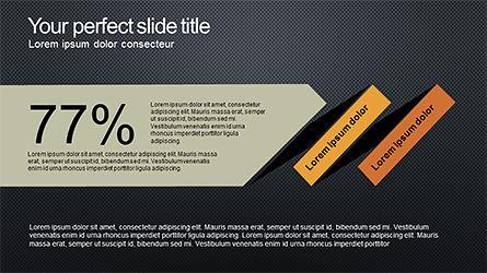 Sequential Process Slide Deck, Slide 15, 04317, Process Diagrams — PoweredTemplate.com