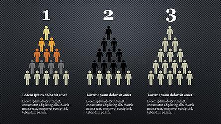 Human Pyramid Infographics, Slide 10, 04318, Infographics — PoweredTemplate.com