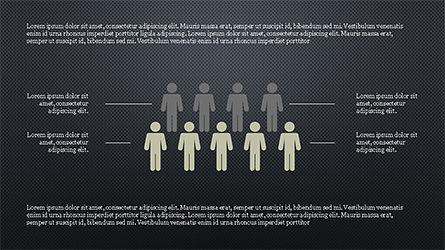Human Pyramid Infographics, Slide 15, 04318, Infographics — PoweredTemplate.com