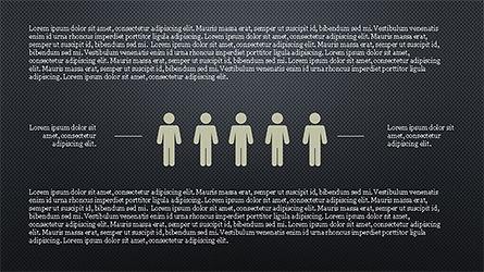 Human Pyramid Infographics, Slide 16, 04318, Infographics — PoweredTemplate.com