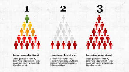 Human Pyramid Infographics, Slide 2, 04318, Infographics — PoweredTemplate.com
