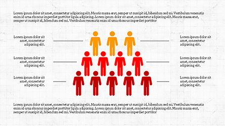Human Pyramid Infographics, Slide 5, 04318, Infographics — PoweredTemplate.com