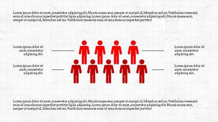 Human Pyramid Infographics, Slide 7, 04318, Infographics — PoweredTemplate.com