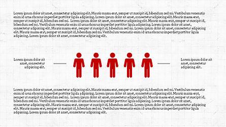 Human Pyramid Infographics, Slide 8, 04318, Infographics — PoweredTemplate.com