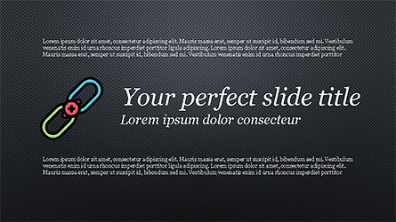 Presentation Template with Clip Art, Slide 9, 04320, Presentation Templates — PoweredTemplate.com