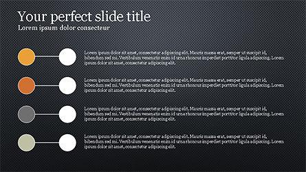 Agenda Options Infographics, Slide 10, 04326, Infographics — PoweredTemplate.com