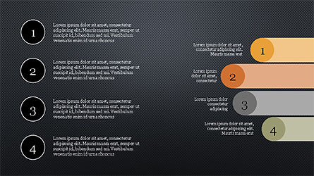 Agenda Options Infographics, Slide 11, 04326, Infographics — PoweredTemplate.com