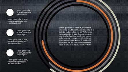 Agenda Options Infographics, Slide 12, 04326, Infographics — PoweredTemplate.com