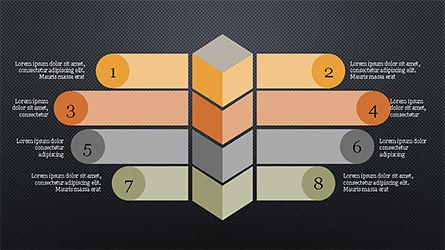Agenda Options Infographics, Slide 15, 04326, Infographics — PoweredTemplate.com