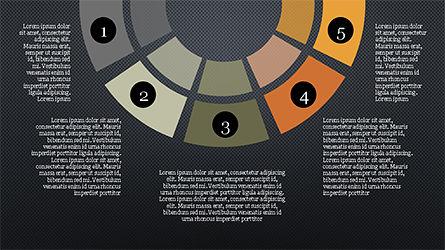 Agenda Options Infographics, Slide 16, 04326, Infographics — PoweredTemplate.com