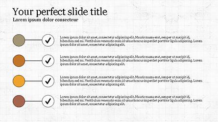 Agenda Options Infographics Slide 2