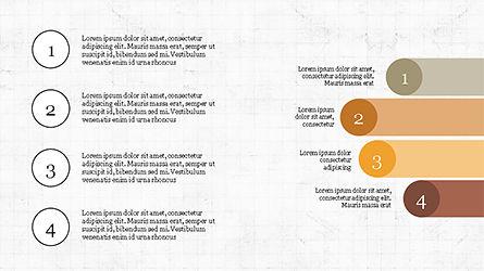 Agenda Options Infographics, Slide 3, 04326, Infographics — PoweredTemplate.com