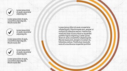 Agenda Options Infographics, Slide 4, 04326, Infographics — PoweredTemplate.com
