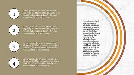 Agenda Options Infographics, Slide 6, 04326, Infographics — PoweredTemplate.com