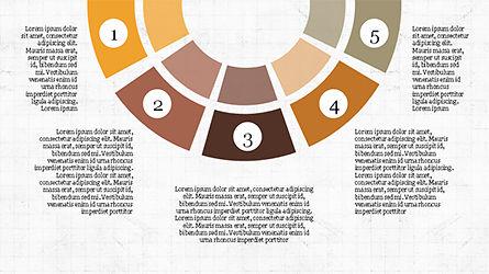Agenda Options Infographics, Slide 8, 04326, Infographics — PoweredTemplate.com