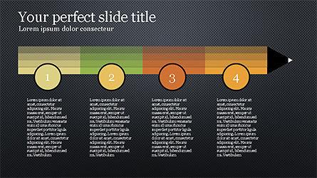 Stage Infographics, Slide 11, 04328, Process Diagrams — PoweredTemplate.com